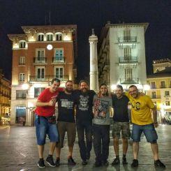 Los Drunken Cowboys Teruel 27/5/2016