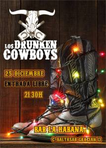 Concierto de Navidad - Los Drunken Cowboys - 2016