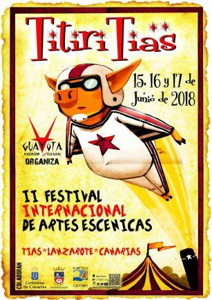 festival titiritias lanzarote 2018